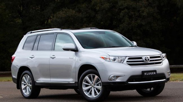 Toyota Klugers bought over the seven-year period are being recalled.