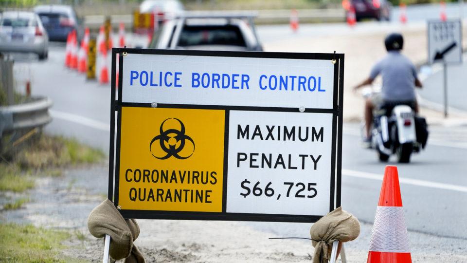 Tin nước Úc 6/7: Thủ hiến NSW ra lệnh đóng cửa biên giới với Victoria