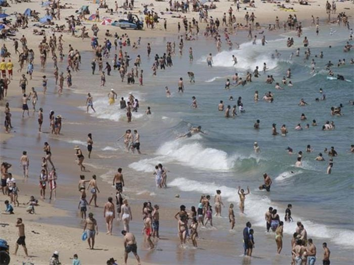 Tin nước Úc sáng Chủ Nhật: Sydney nóng nhất kể từ 80 năm qua