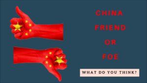 Trung Quốc là thù hay bạn trong cuộc chiến chống virus corona?