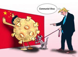 Có sự quan hệ đặc biệt nào giữa Trump với Tập trong cuộc đấu đá Giang-Tập liên quan đến đại dịch Vũ Hán?