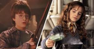 Harry Potter At Home, Anh chàng Harry Potter cột giò ở nhà
