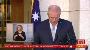 Coronavirus: Thủ tướng Úc ra luật mới rất gắt gao về tụ họp bên trong